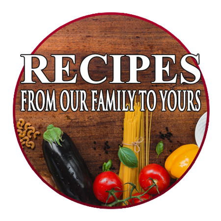 Recipes from Our Table to Your's