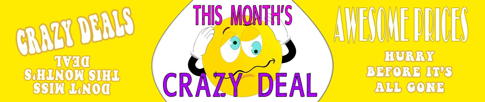 CSI Crazy Deals